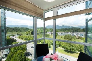 """Photo 2: 1011 1889 ALBERNI Street in Vancouver: West End VW Condo for sale in """"LORD STANLEY"""" (Vancouver West)  : MLS®# R2590069"""