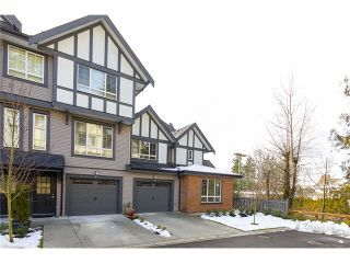 Photo 2: 57 1338 HAMES Crescent in Coquitlam: Burke Mountain Townhouse for sale : MLS®# V1078090