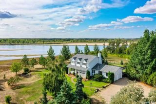 Photo 1: River View Acreage on 33 Acres in Corman Park: Residential for sale (Corman Park Rm No. 344)  : MLS®# SK871152