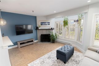 "Photo 2: E2 1100 W 6TH Avenue in Vancouver: Fairview VW Townhouse for sale in ""Fairview Place"" (Vancouver West)  : MLS®# R2558498"