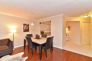 Photo 5: 205 1210 PACIFIC STREET in Coquitlam: North Coquitlam Condo for sale : MLS®# R2235055