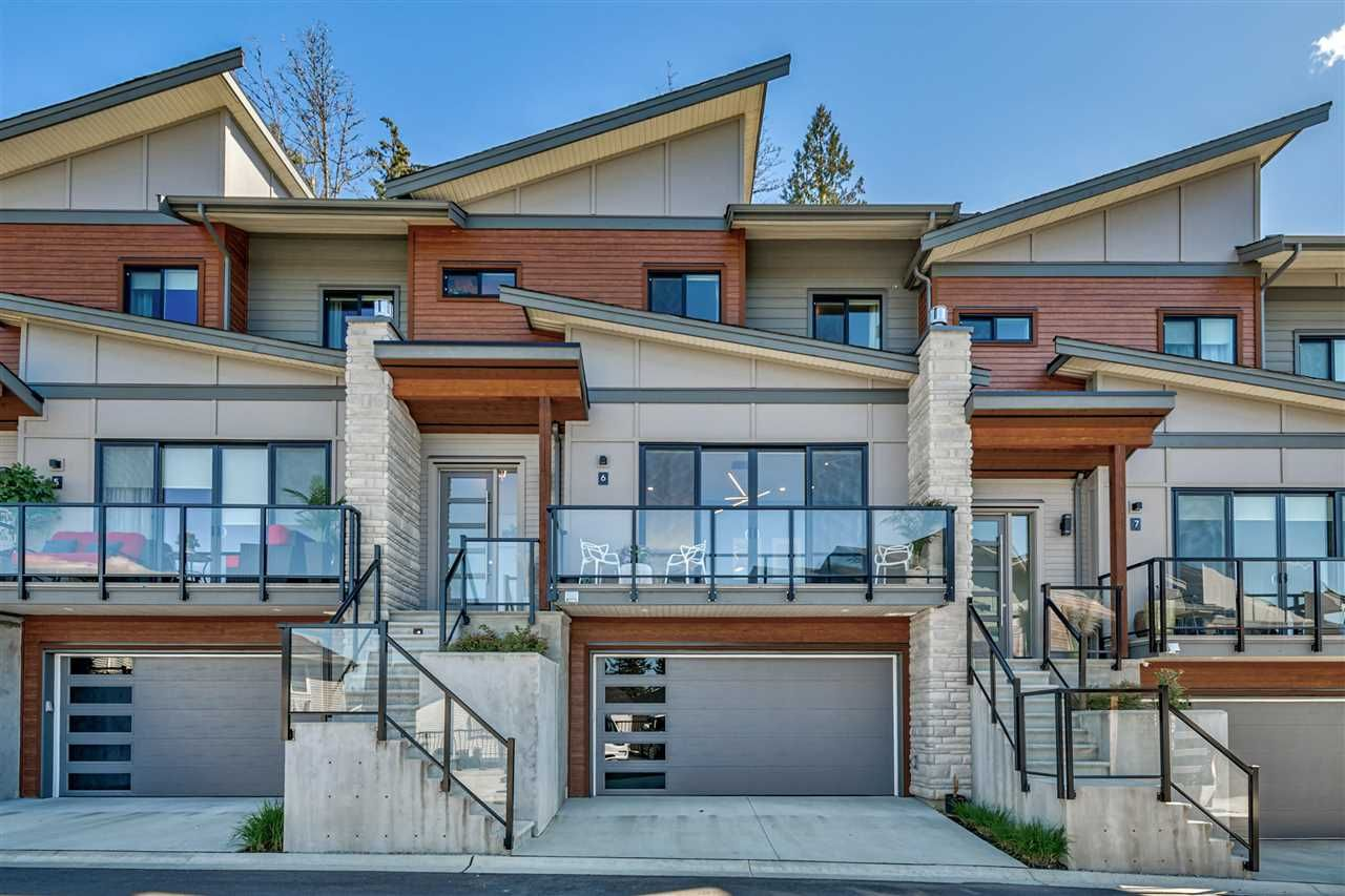 "Main Photo: 6 23415 CROSS Road in Maple Ridge: Silver Valley Townhouse for sale in ""ELEVEN ON CROSS"" : MLS®# R2568853"