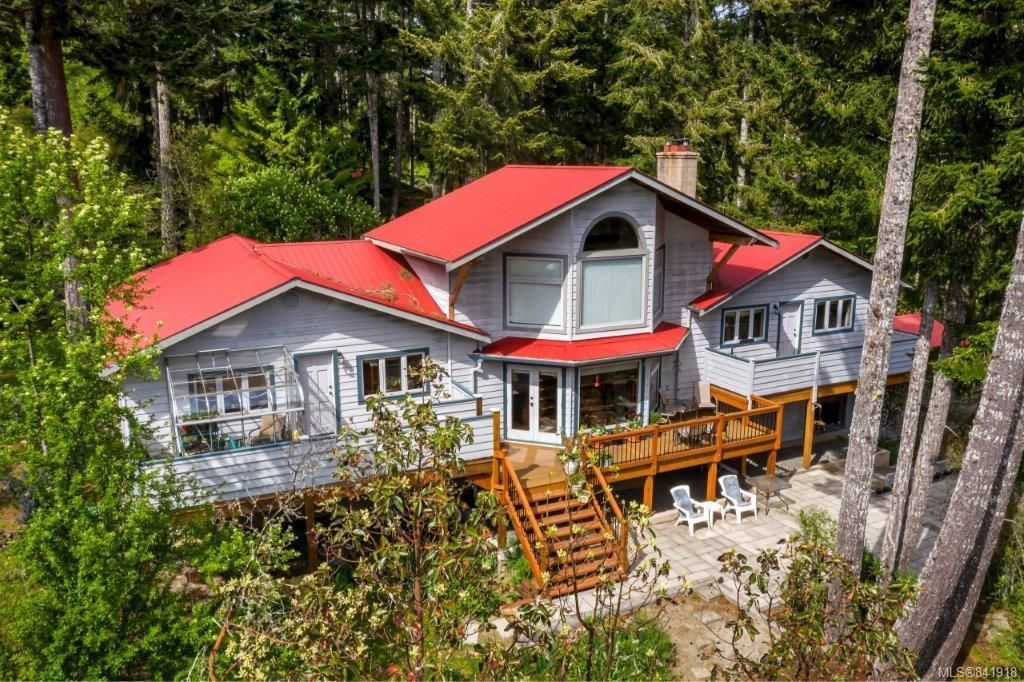 Main Photo: 2950 Michelson Rd in Sooke: Sk Otter Point House for sale : MLS®# 841918