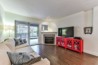 "Photo 1: 118 2468 ATKINS Avenue in Port Coquitlam: Central Pt Coquitlam Condo for sale in ""BORDEAUX"" : MLS®# R2255247"