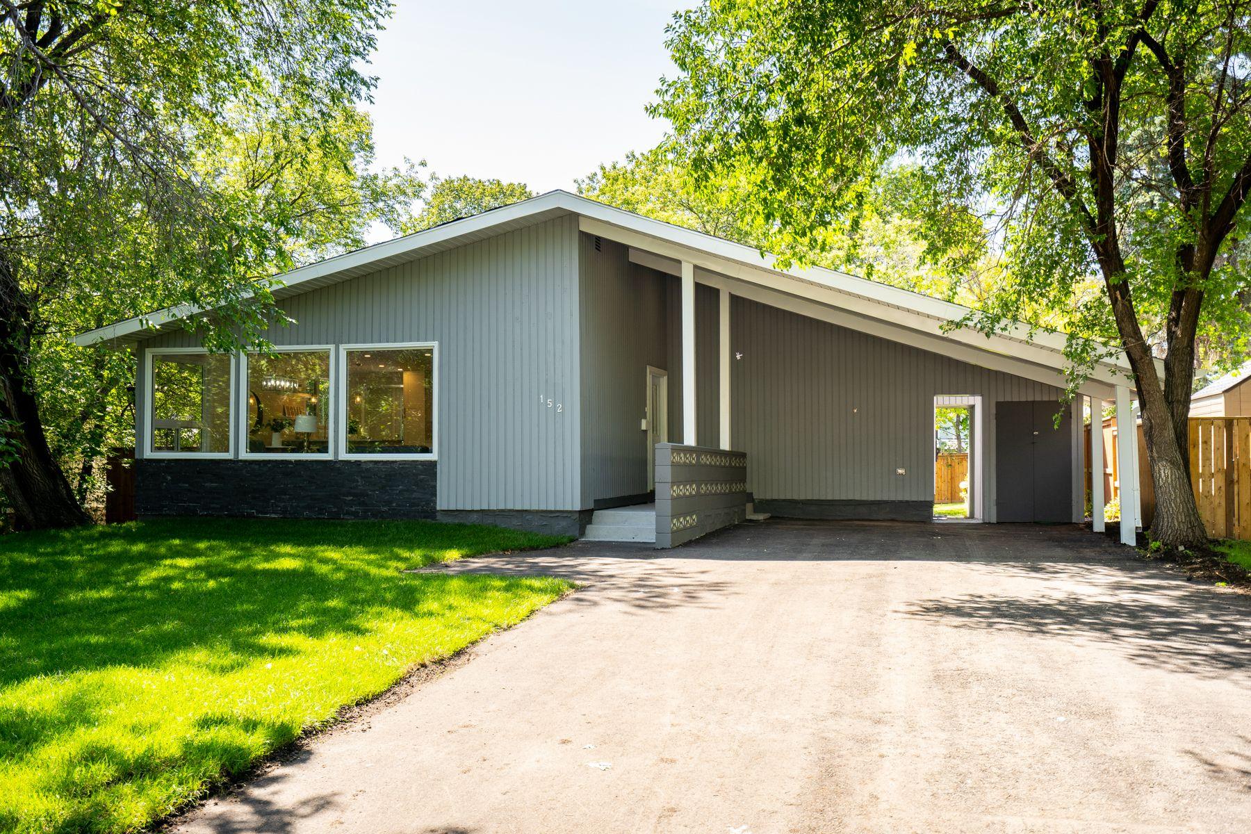 Main Photo: 152 Oakdean Boulevard in Winnipeg: Woodhaven House for sale (5F)  : MLS®# 202017298