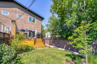 Photo 25: 202 19 Street NW in Calgary: West Hillhurst Semi Detached for sale : MLS®# A1129598