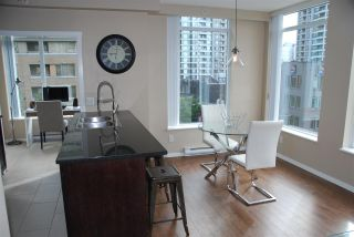 "Photo 1: 603 1001 HOMER Street in Vancouver: Yaletown Condo for sale in ""THE BENTLEY"" (Vancouver West)  : MLS®# R2100941"