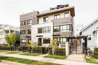 """Photo 39: 2 365 E 16TH Avenue in Vancouver: Mount Pleasant VE Townhouse for sale in """"Hayden"""" (Vancouver East)  : MLS®# R2574581"""