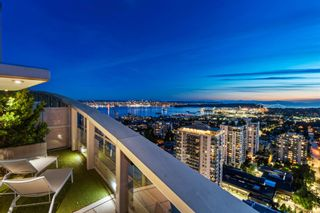 """Photo 2: 2403 125 E 14 Street in North Vancouver: Central Lonsdale Condo for sale in """"Centreview"""" : MLS®# R2595571"""