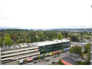 """Photo 1: 1506 615 BELMONT Street in New Westminster: Uptown NW Condo for sale in """"BELMONT TOWER"""" : MLS®# V1026258"""