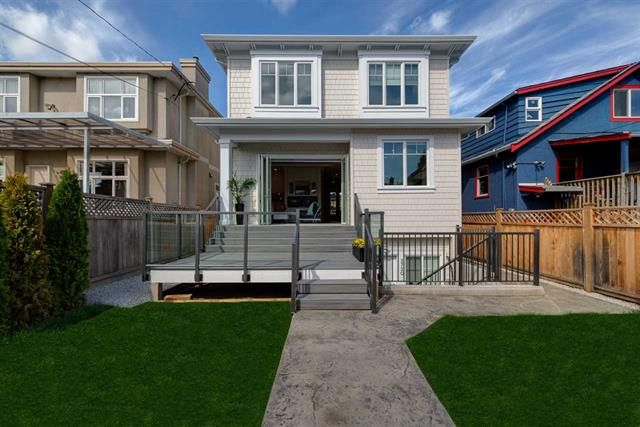 Photo 19: Photos: 2722 W 22ND AV in VANCOUVER: Arbutus House for sale (Vancouver West)  : MLS®# V1143669