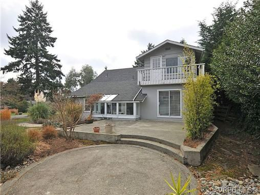 Main Photo: 3940 Lauder Road in VICTORIA: SE Cadboro Bay Residential for sale (Saanich East)  : MLS®# 331108
