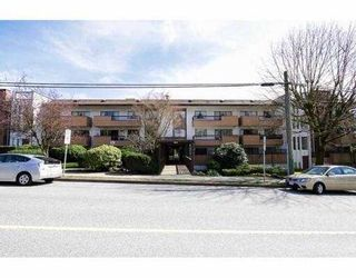 """Photo 2: 101 410 AGNES Street in New Westminster: Downtown NW Condo for sale in """"MARSEILLE PLAZA"""" : MLS®# V1069596"""