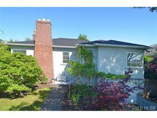 Photo 2: 2675 Cadboro Bay Rd in VICTORIA: OB Estevan House for sale (Oak Bay)  : MLS®# 672546
