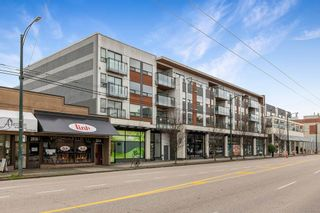 "Photo 1: 407 2858 W 4TH Avenue in Vancouver: Kitsilano Condo for sale in ""KITSWEST"" (Vancouver West)  : MLS®# R2545565"