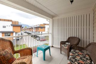 """Photo 26: 8 1200 EDGEWATER Drive in Squamish: Northyards Townhouse for sale in """"EDGEWATER"""" : MLS®# R2585236"""