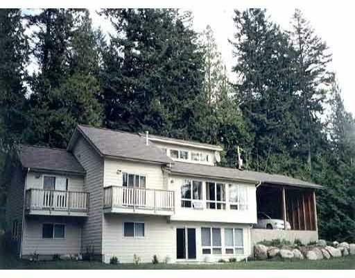 Main Photo: 1481 PARK AV in Roberts_Creek: Roberts Creek House for sale (Sunshine Coast)  : MLS®# V343592