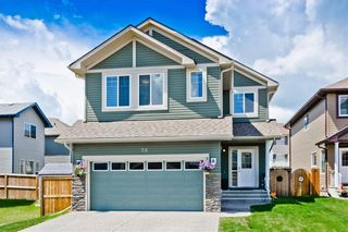 Photo 1: 58 EVERHOLLOW MR SW in Calgary: Evergreen House for sale : MLS®# C4255811