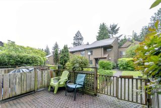 """Photo 17: 9118 CENTAURUS Circle in Burnaby: Simon Fraser Hills Townhouse for sale in """"Chalet Court"""" (Burnaby North)  : MLS®# R2464006"""