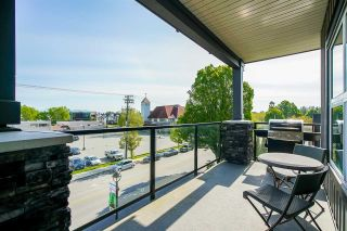"""Photo 26: 302 20630 DOUGLAS Crescent in Langley: Langley City Condo for sale in """"Blu"""" : MLS®# R2585510"""
