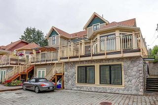 """Photo 1: 302 311 LAVAL Square in Coquitlam: Maillardville Townhouse for sale in """"HERITAGE ON THE SQUARE"""" : MLS®# R2097226"""