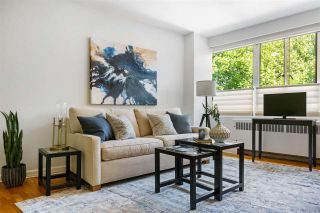 """Photo 10: 123 1445 MARPOLE Avenue in Vancouver: Fairview VW Condo for sale in """"HYCROFT TOWERS"""" (Vancouver West)  : MLS®# R2580832"""