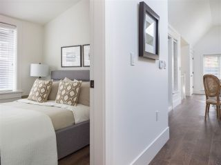 """Photo 13: 3170 BURRARD Street in Vancouver: Fairview VW Townhouse for sale in """"Heritage Burrard"""" (Vancouver West)  : MLS®# R2577387"""