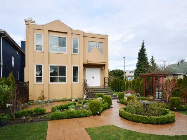 Main Photo: 3003 WATERLOO Street in Vancouver: Kitsilano VW House for sale (Vancouver West)  : MLS®# V937949