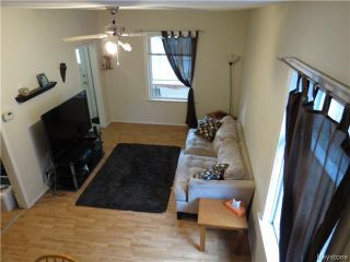 Photo 2: 386 Morley Avenue in WINNIPEG: Manitoba Other Residential for sale : MLS®# 1512453