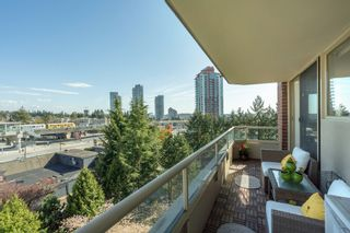 """Photo 11: 801 728 FARROW Street in Coquitlam: Coquitlam West Condo for sale in """"The Victoria"""" : MLS®# R2451134"""