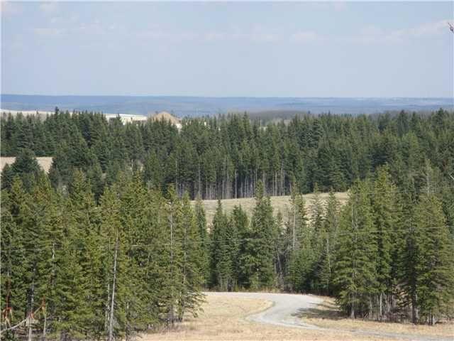 Main Photo: HWY # 1 TO HWY # 68 SOUTH in CALGARY: Rural Bighorn M.D. Rural Land for sale : MLS®# C3615920