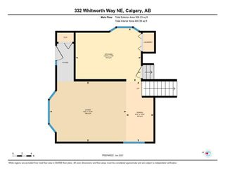 Photo 28: 332 Whitworth Way NE in Calgary: Whitehorn Detached for sale : MLS®# A1118018