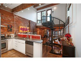 """Photo 6: 7-12 550 BEATTY Street in Vancouver: Downtown VW Condo for sale in """"550 Beatty"""" (Vancouver West)  : MLS®# V1105963"""