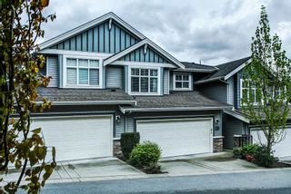 """Photo 1: 48 11282 COTTONWOOD Drive in Maple Ridge: Cottonwood MR Townhouse for sale in """"The Meadows at Vergin's Ridge"""" : MLS®# R2057366"""