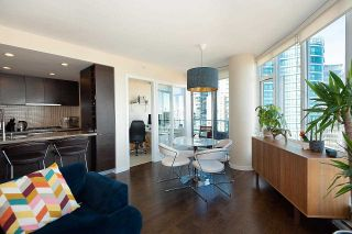 """Photo 10: 2203 833 HOMER Street in Vancouver: Downtown VW Condo for sale in """"Atelier on Robson"""" (Vancouver West)  : MLS®# R2590553"""