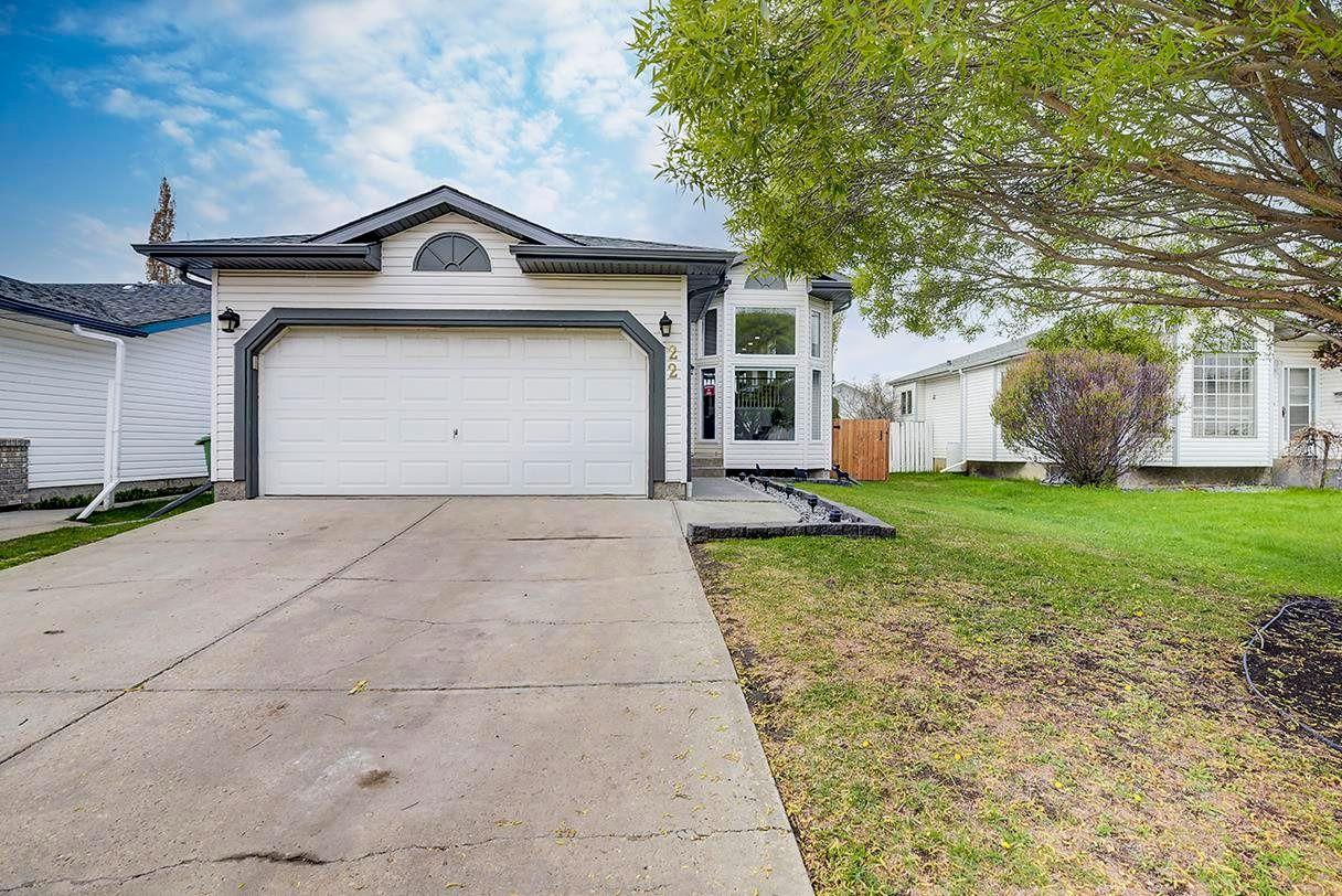 Main Photo: 22 WESTMEWS Drive: Fort Saskatchewan House for sale : MLS®# E4245512