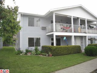 """Photo 1: 257 32691 GARIBALDI Drive in Abbotsford: Abbotsford West Townhouse for sale in """"CARRIAGE LANE"""" : MLS®# F1115723"""