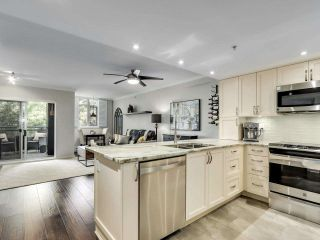 """Photo 3: 201 2665 W BROADWAY in Vancouver: Kitsilano Condo for sale in """"MAGUIRE BUILDING"""" (Vancouver West)  : MLS®# R2580256"""