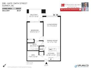 "Photo 40: 308 6470 194 Street in Surrey: Clayton Condo for sale in ""Waterstone"" (Cloverdale)  : MLS®# R2622977"
