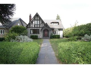 Main Photo: 7307 ANGUS Drive in Vancouver: South Granville House for sale (Vancouver West)  : MLS®# R2131881