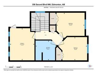 Photo 30: 356 SECORD Boulevard in Edmonton: Zone 58 House Half Duplex for sale : MLS®# E4263489