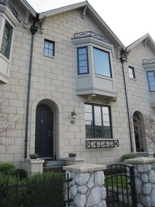 """Photo 3: 104 2580 LANGDON Street in Abbotsford: Abbotsford West Townhouse for sale in """"The Brownstones"""" : MLS®# F1128533"""