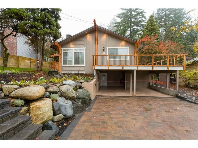 Main Photo: 936 THERMAL Drive in Coquitlam: Chineside House for sale : MLS®# V1034212