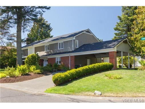 Main Photo: 3960 Lexington Ave in VICTORIA: SE Arbutus House for sale (Saanich East)  : MLS®# 739413