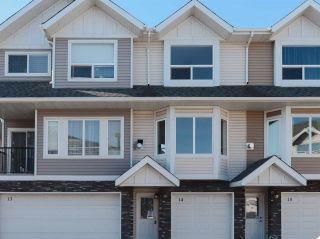 Photo 1: 14 13215 153 Avenue in Edmonton: Zone 27 Townhouse for sale : MLS®# E4239702