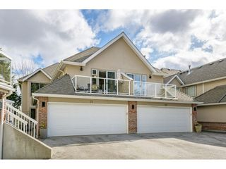 Photo 1: 11 72 JAMIESON Court in New Westminster: Fraserview NW Townhouse for sale : MLS®# R2560732
