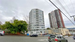 """Photo 29: 404 31 ELLIOT Street in New Westminster: Downtown NW Condo for sale in """"Royal Albert"""" : MLS®# R2535793"""