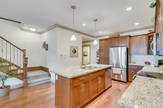 """Photo 11: A 2266 KELLY Avenue in Port Coquitlam: Central Pt Coquitlam Townhouse for sale in """"Mimara"""" : MLS®# R2321467"""