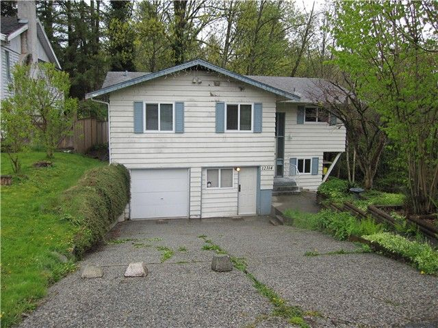 Main Photo: 12314 GRAY Street in Maple Ridge: West Central House for sale : MLS®# V1116736