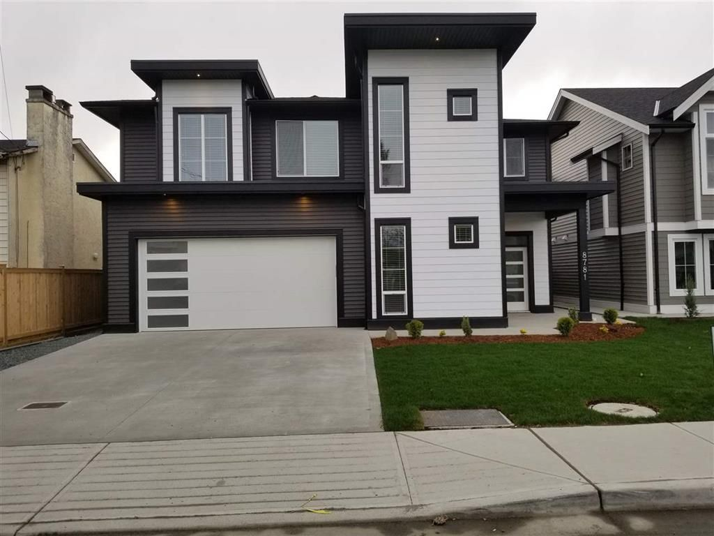 Main Photo: 8781 Broadway Street in Chilliwack: House for sale : MLS®# R2255844
